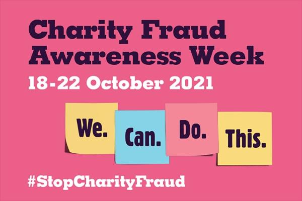 Charity Fraud Awareness Week 2021