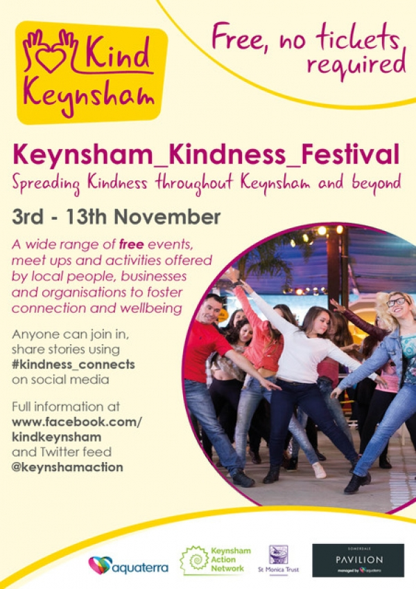Keynsham Kindness Festival Programme