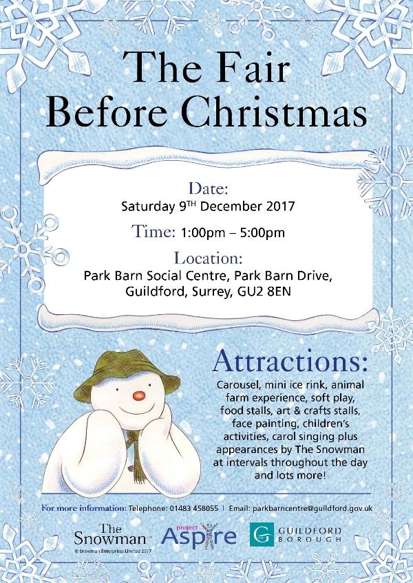The Fair Before Christmas