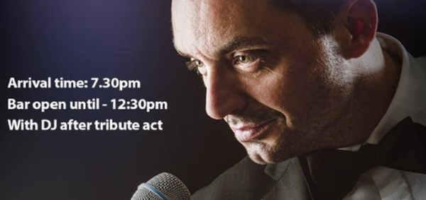 Tribute Night with Bublé and Dinner this Saturday
