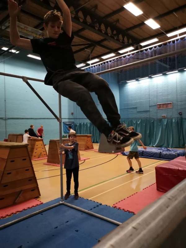 ROTATE Parkour Sessions - Addlestone!