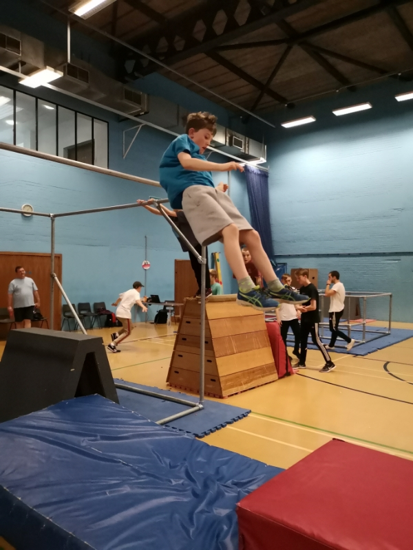 ROTATE Parkour Sessions - Woking!