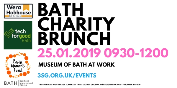 Bath Charity Brunch 25th January 2019