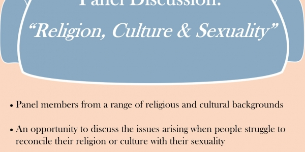 Struggling with sexuality and religion
