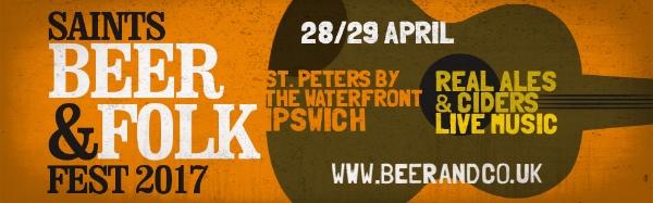 Saints Beer & Folk Fest