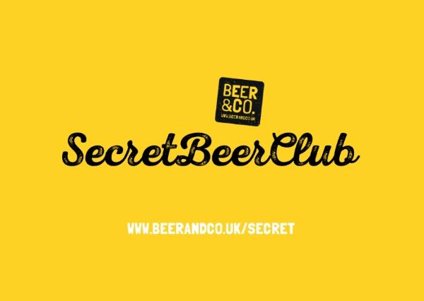Secret Beer Club (Session 4)