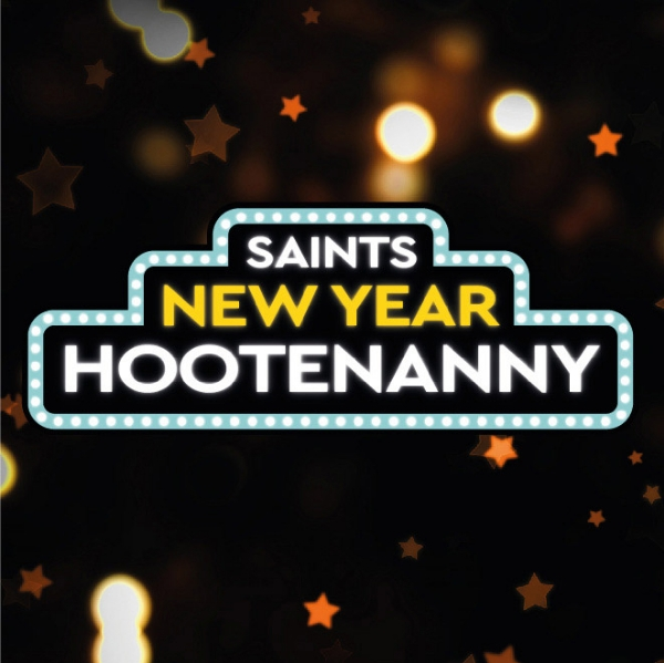 Saints New Years Eve Hootenanny