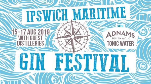 Ipswich Maritime Gin Festival