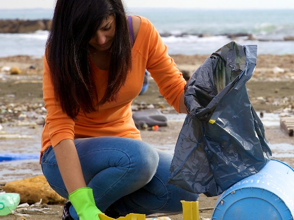 GREAT BRITISH BEACH CLEAN: Beach clean in Fife!