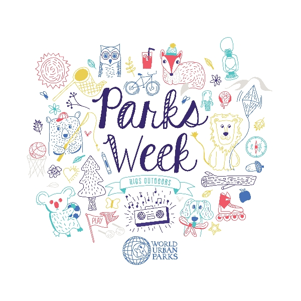 Get out with the kids this Spring! Global attention on 'kids outdoors' for World Parks Week 2019