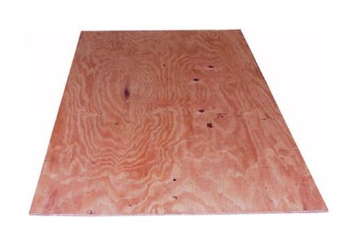 1/2 in x 4 ft x 8 ft Dricon CDX Fire Retardant Treated Sheathing Plywood / Green