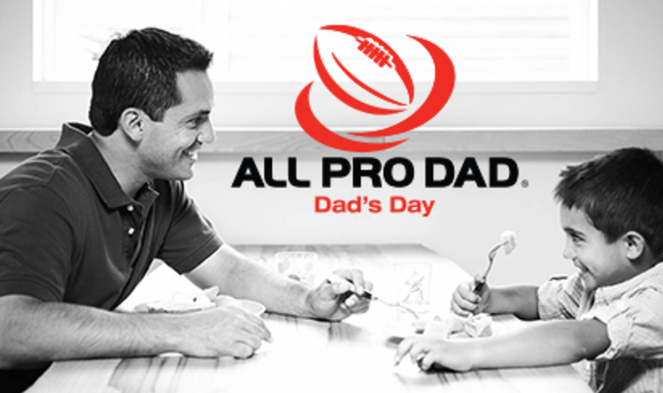 Large all pro dads