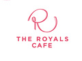 The royals cafe logo