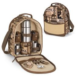 Coffee & Tea Baskets/Backpacks