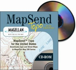 GPS Map CDs