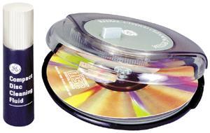 CD/DVD Cleaning & Repair