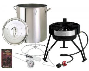 Outdoor Burners & Stock Pots