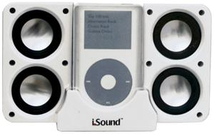 iPod/MP3 Player Speakers