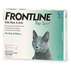 Medicine & Supplements for Cats