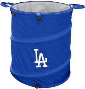 Sports Fan Trash Cans