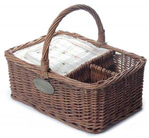 Empty Picnic Baskets