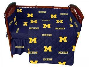 Sports Themed Crib Bedding
