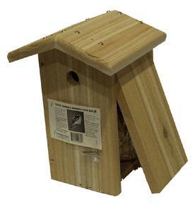 Woodpecker / Flicker Bird Houses