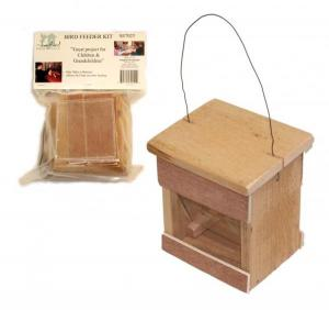 Bird House/Bird Feeder Kits