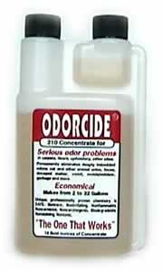 Stain/Odor Control