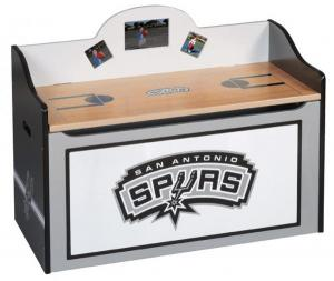Children's Sports Toy Chests