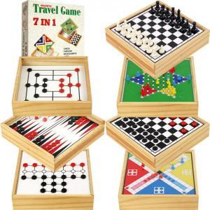 Chess, Checkers & Dominoes