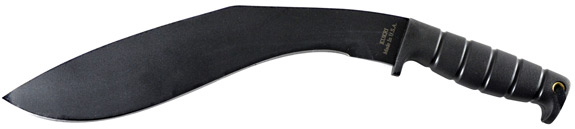 High-Caliber Highlight Machete Knives