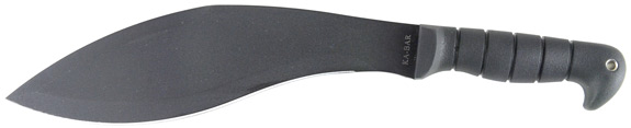 High-Caliber Highlight Kukri Machetes
