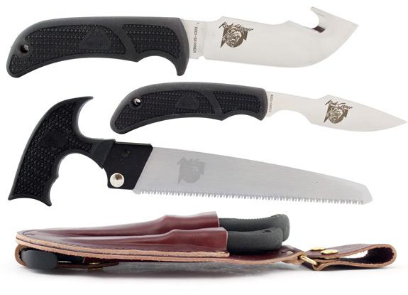 High-Caliber Highlight Hunting Sets & Kits