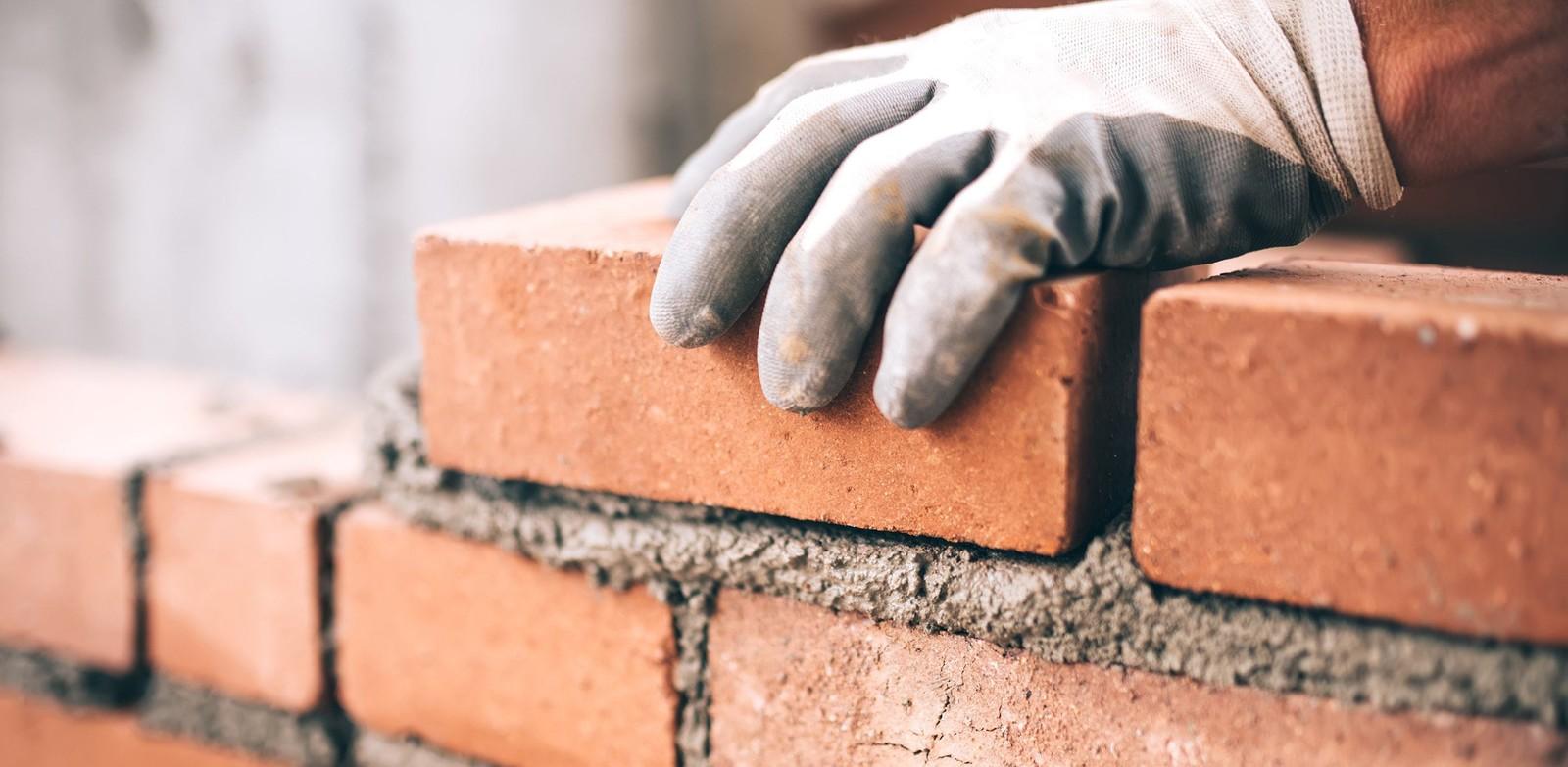 Laying Bricks image