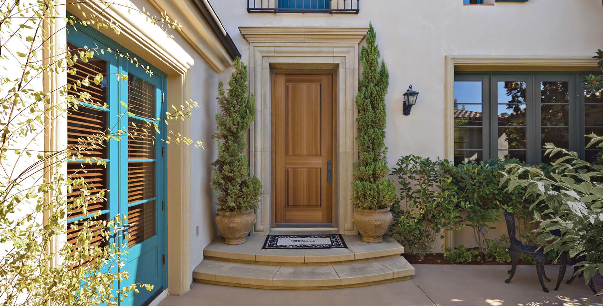 Advisar Entryway Door