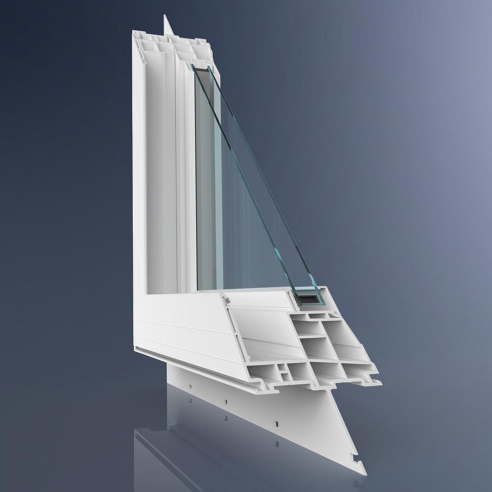 MI window cutaway - photo shoot