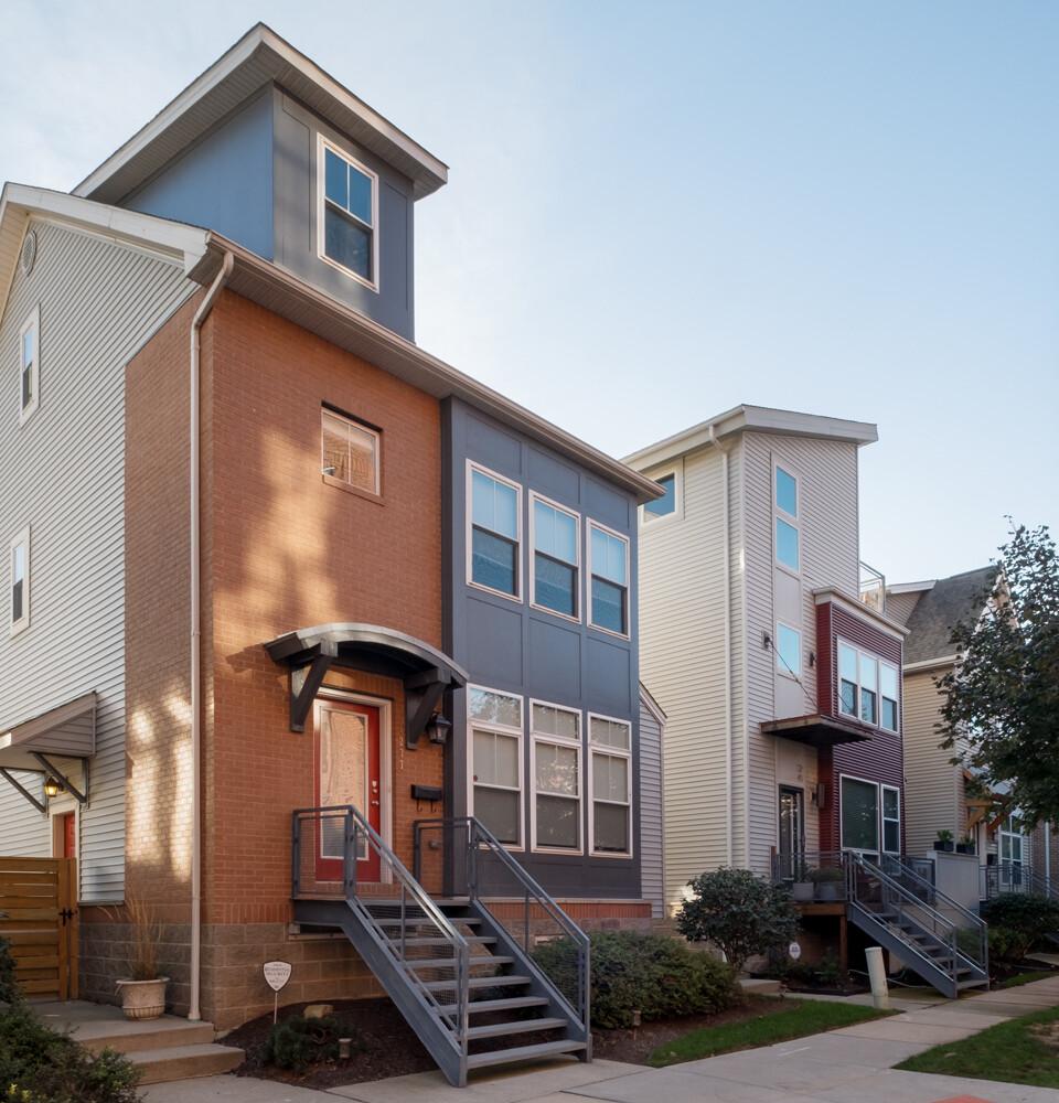 VSI Modern Neighborhood image