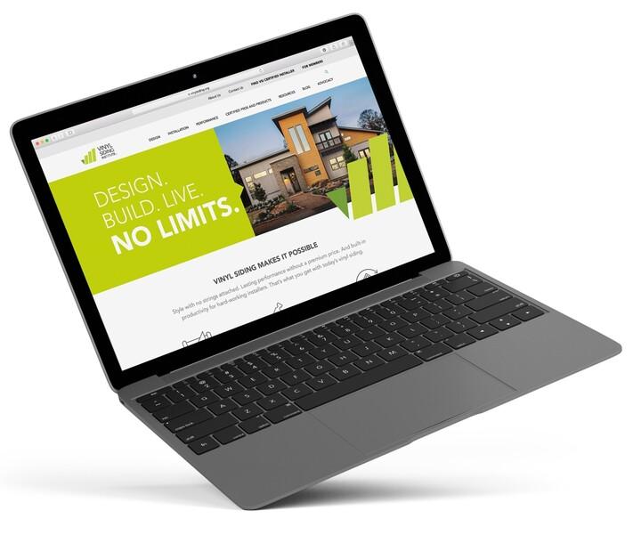 VSI Website design
