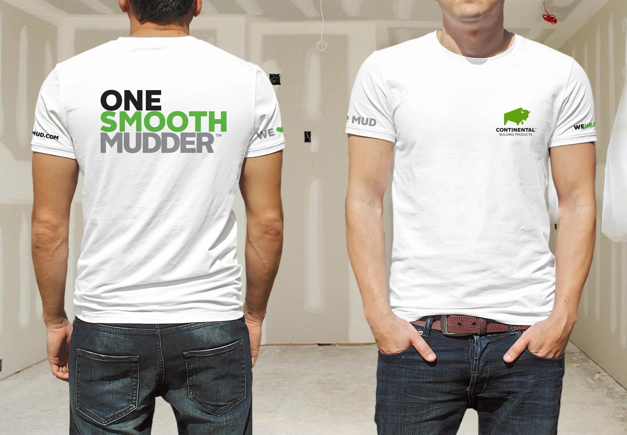 CBP T-shirt - branding and design