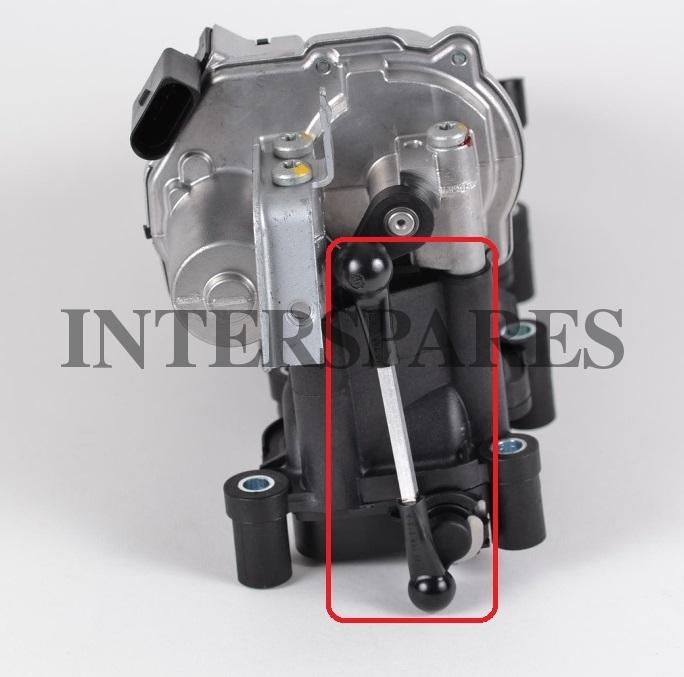 Genuine Audi A8 Q7 3.0TDi Swirl Flap Repair Kit Inlet