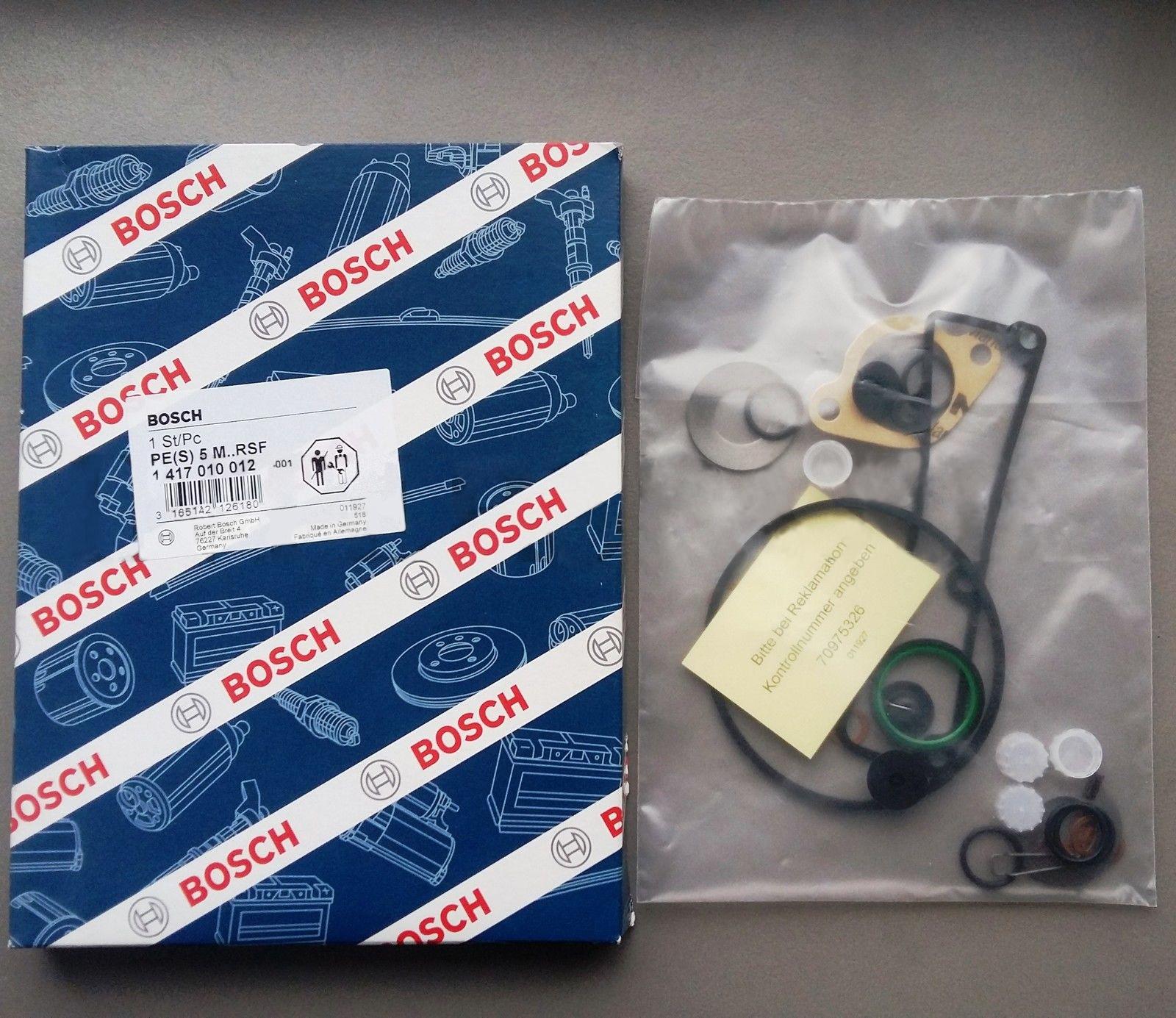 Repair Kit Diesel Fuel Pump High Pressure Rubber Gaskets Reseals