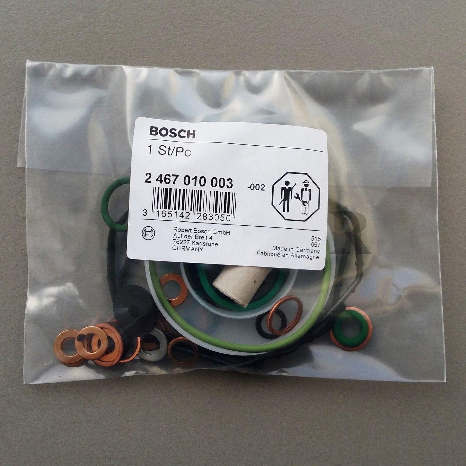 VW 1.9 TDI Diesel Injection Pump Seal Kit O-Rings Gaskets BOSCH Made in Germany