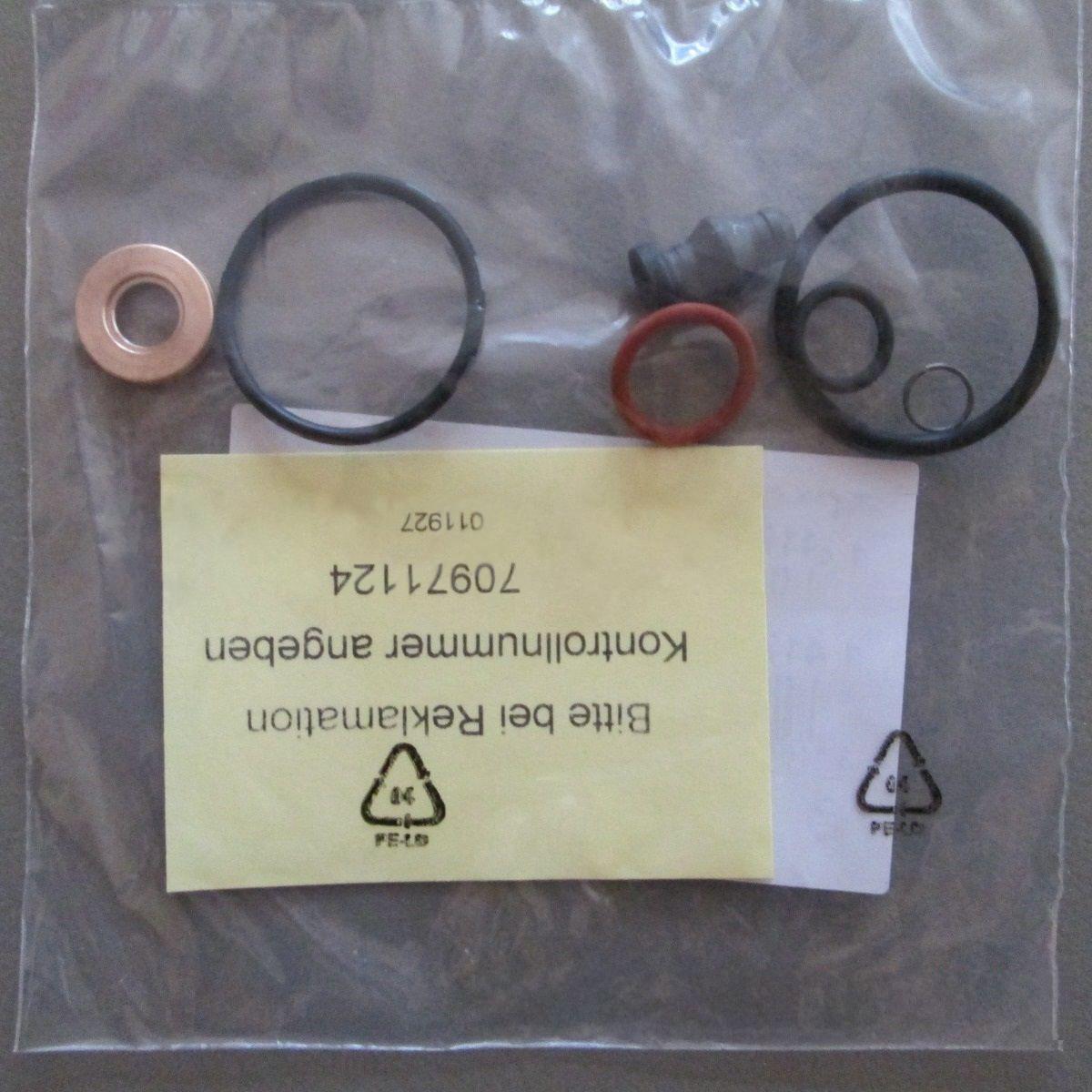 4 Kit réparation Joint d/'injecteur AUDI 1.4 1.9 2.0 2.5 TDI