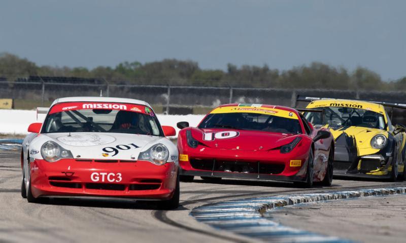 international gt racing