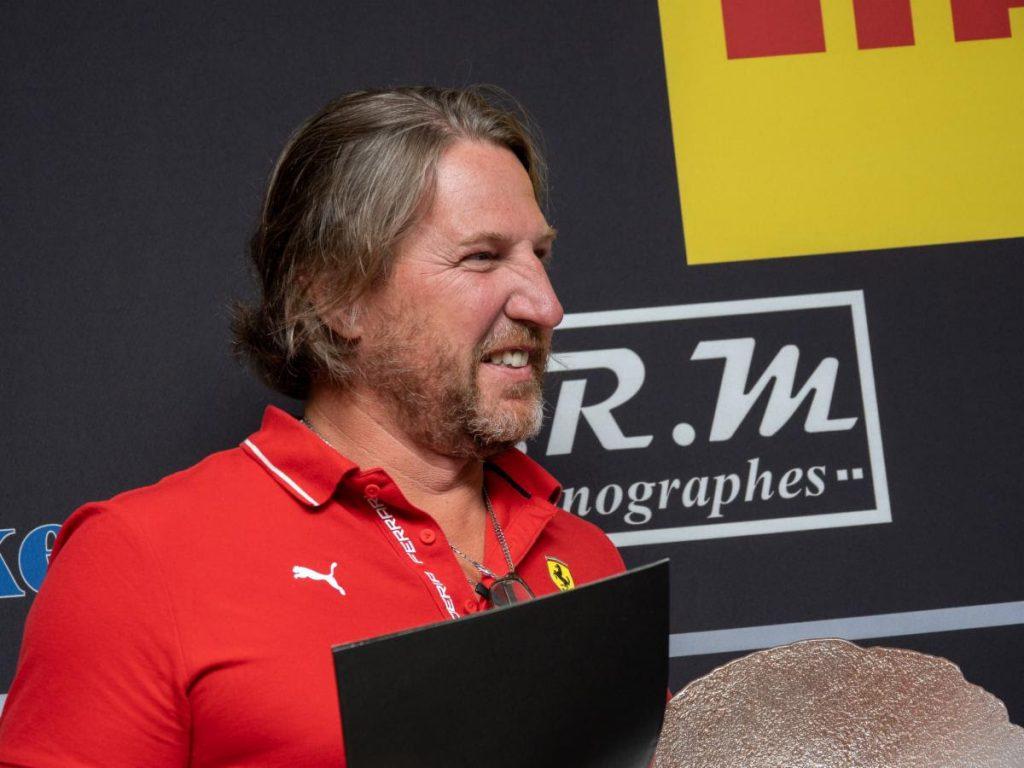 International GT Benoit Bergeron