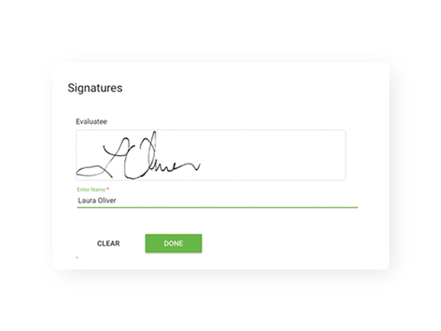 Verify Signatures Intouchcheck