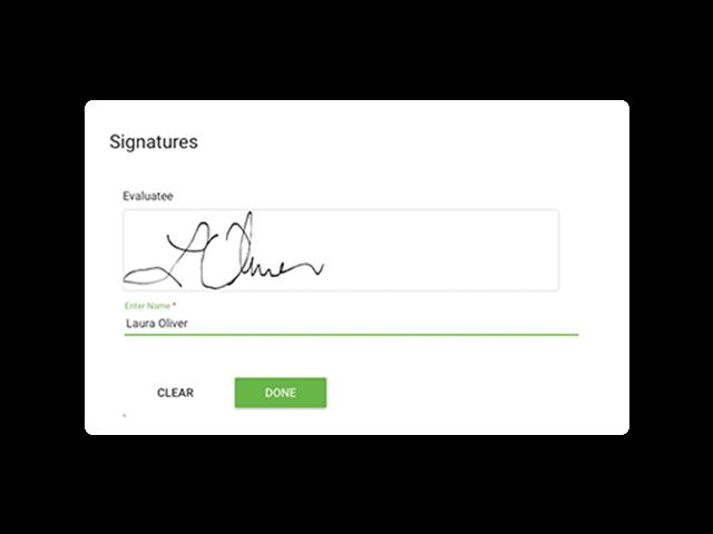 Verify Signatures Intouchcheck