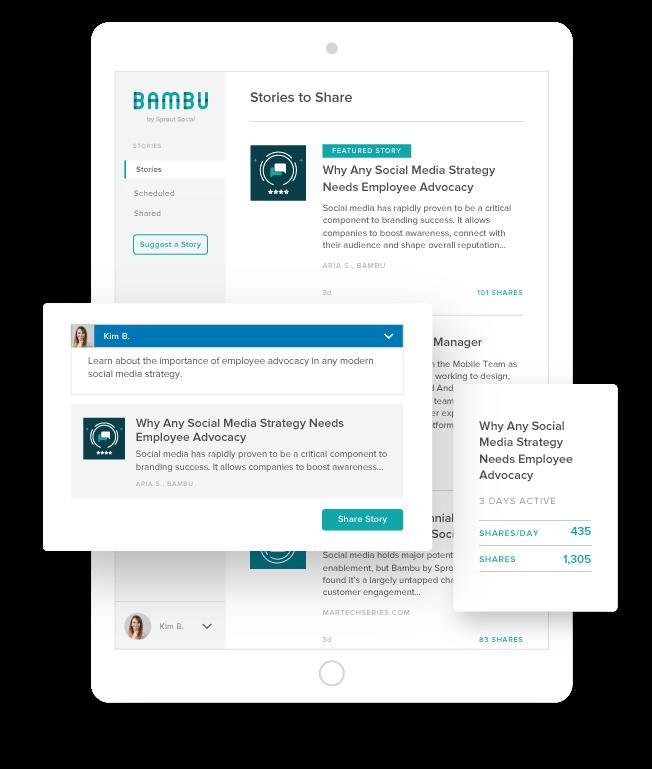 Bambu User Interface