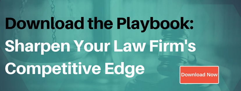 Download the Playbook: Sharpen Your Law Firm's Competitive Edge